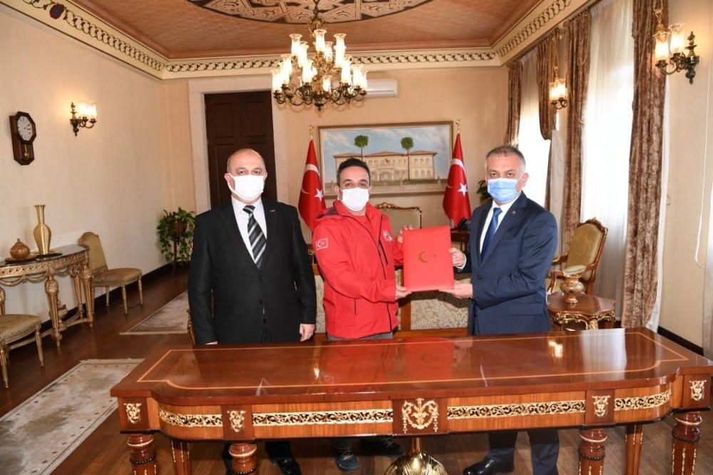 AFAD ve SKUT arasında Arama İş Birliği Protokolü imzalandı