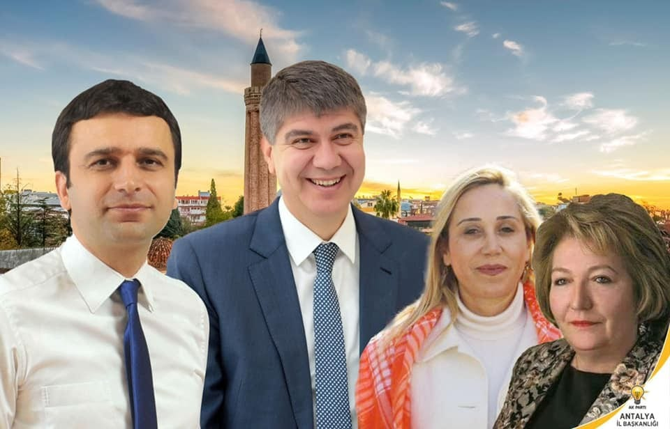 AK Parti MKYK'ya Antalya damgası