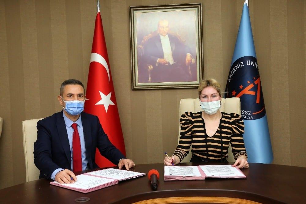 Akdeniz Üniversitesi ile Milli Eğitim 'İş Birliği Protokolü' imzaladı