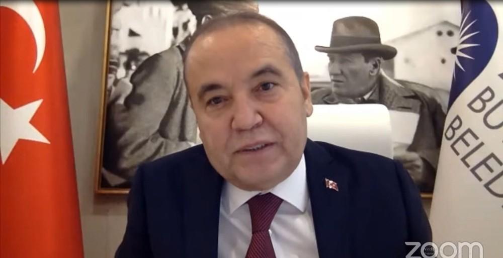 """Başkan Böcek: """"Büyükşehir yasası, kırsalda yaşamanın maliyetini artırdı"""""""