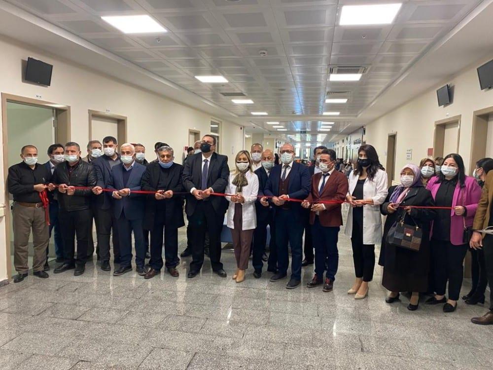 Demre Devlet Hastanesi'ne KBB ve Göz Poliklinikleri açıldı