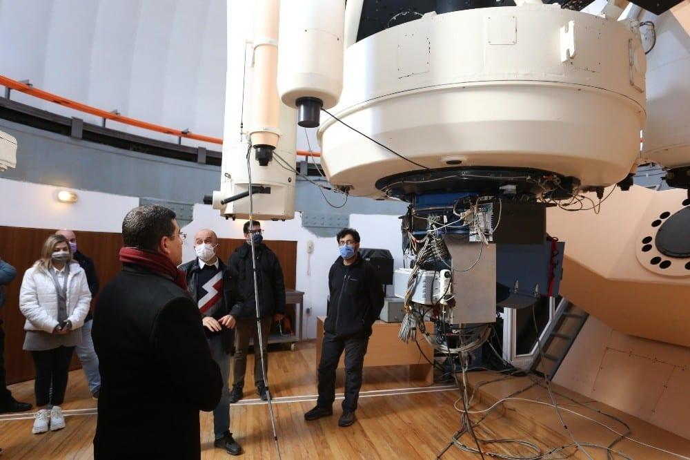 DokumaPark'a TÜBİTAK işbirliği ile astronomi merkezi kurulacak