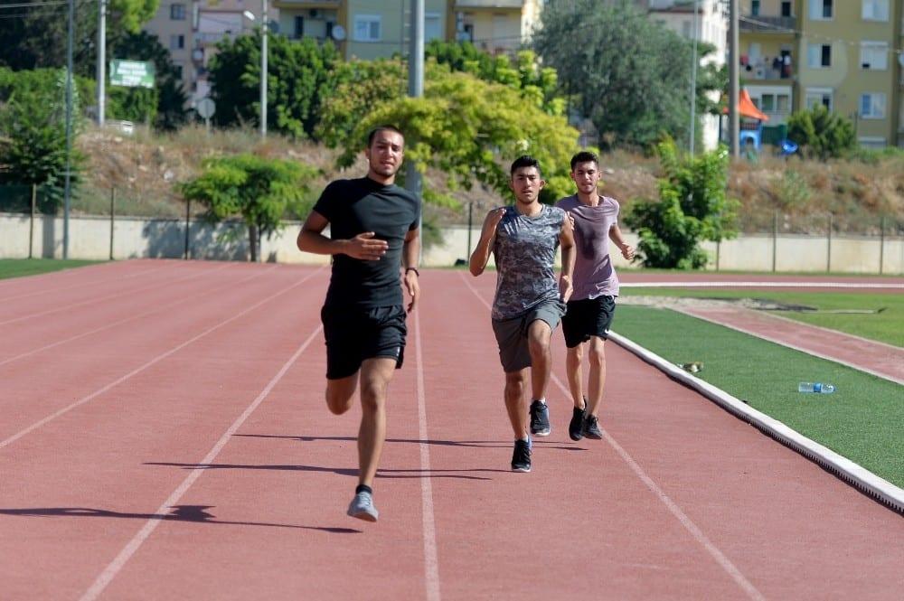 Muratpaşa'da sporda özel yetenek sınavına ücretsiz hazırlık kursu