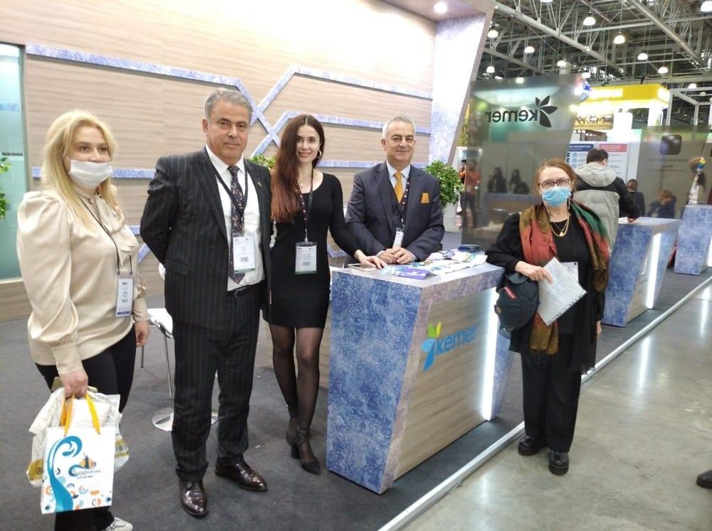 Rus turisler Kemer'i özlemiş