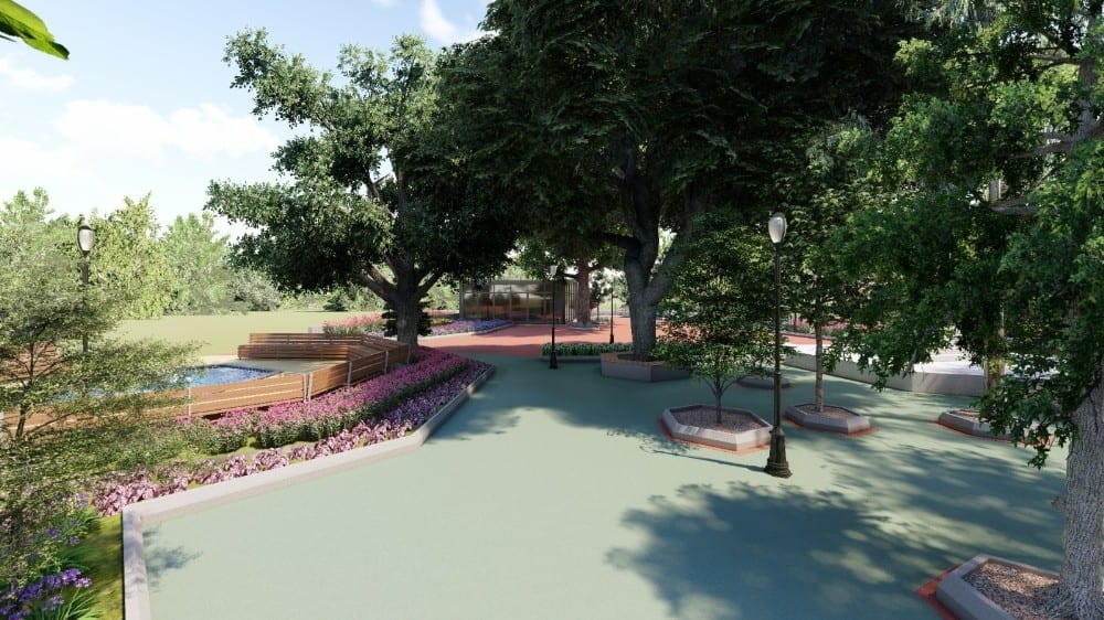 Yeşilköy Bayram Kavağı alanına yeni düzenleme