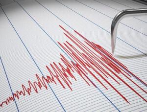 Manavgat'da deprem meydana geldi