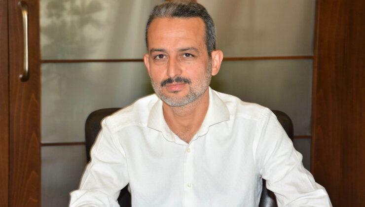 Manavgat OSB Başkanlığı'na Ali Cinkaya seçildi