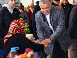 Manavgat Belediyesi çiftçiden alacak halka dağıtacak