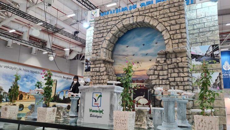 Manavgat Belediyesi Yapex'in yıldızı oldu